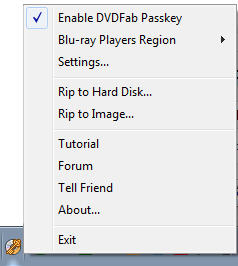 enable passkey